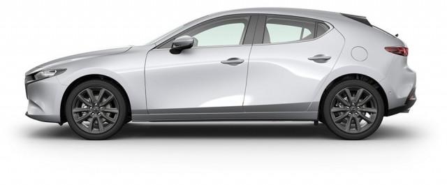 2021 Mazda 3 BP G25 Evolve Hatchback Mobile Image 21
