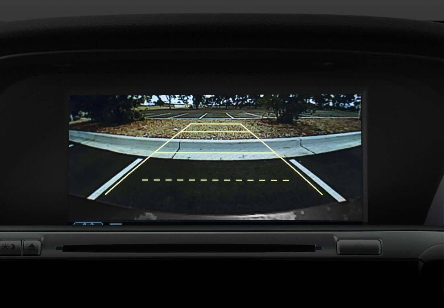 Accord Multi-angle Reversing Camera