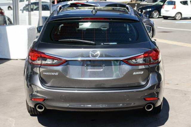 2018 Mazda 6 GL1032 GT Wagon Image 4