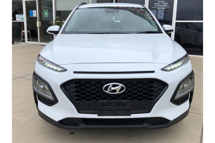 2019 MY20 Hyundai Kona OS.3 MY20 ACTIVE Suv