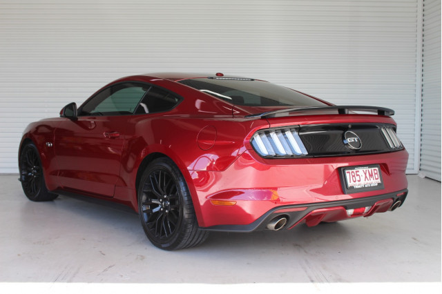 2017 Ford Mustang 2017 Coupe Image 5