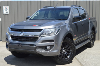Holden Colorado Z71 RG MY18