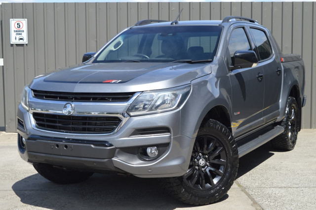 2018 Holden Colorado Z71