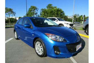 2011 Mazda 3 BL10F2 Maxx Activematic Sport Hatchback Image 5