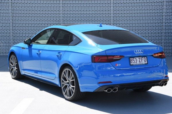 2019 Audi S5 Image 3
