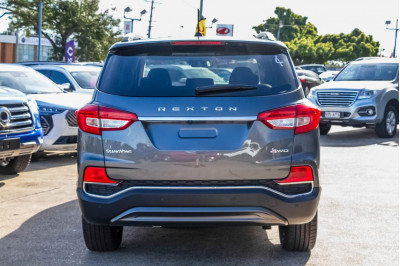 2020 SsangYong Rexton Y400 MY20 ELX Suv Image 4
