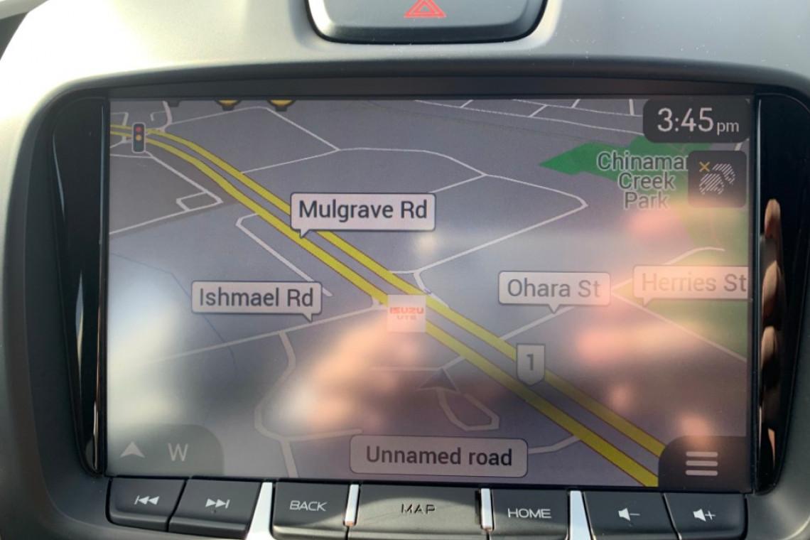 2018 Isuzu UTE D-MAX -- 4x4 LS-T Utility