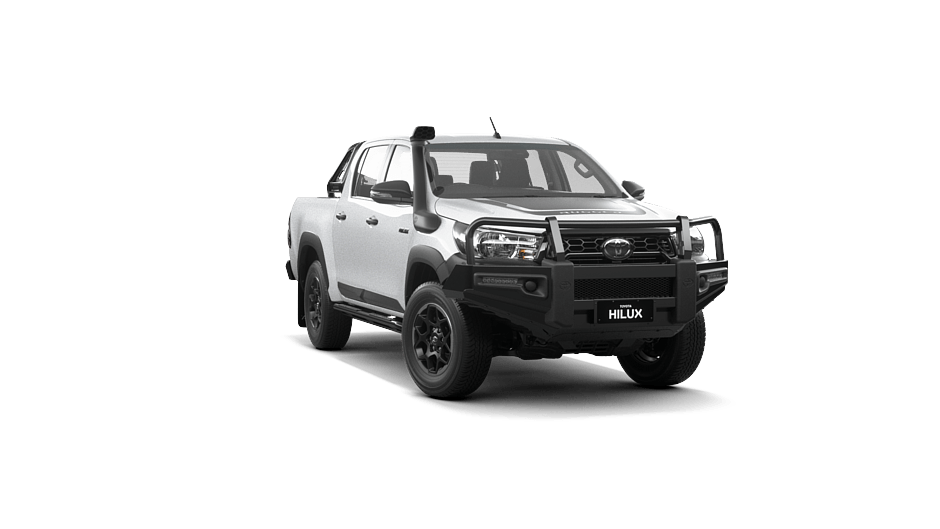 HiLux 4x4 Rugged <span>Double-Cab Pick-Up | Turbo-Diesel | Auto</span>