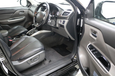 2016 Mitsubishi Triton MQ MY16 EXCEED Utility Image 4