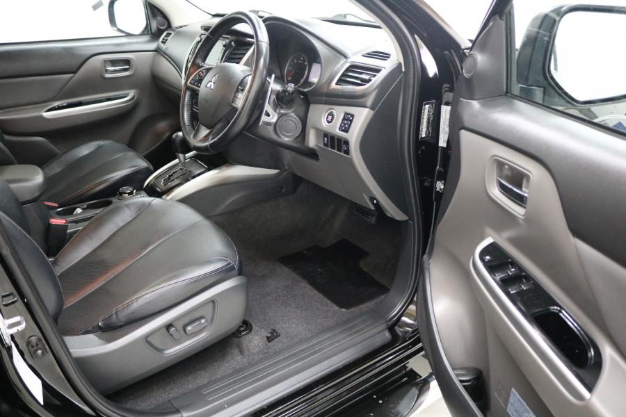 2016 Mitsubishi Triton MQ MY16 EXCEED Utility