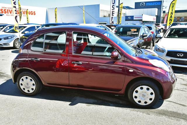 2008 Nissan Micra K12 Hatchback Image 5