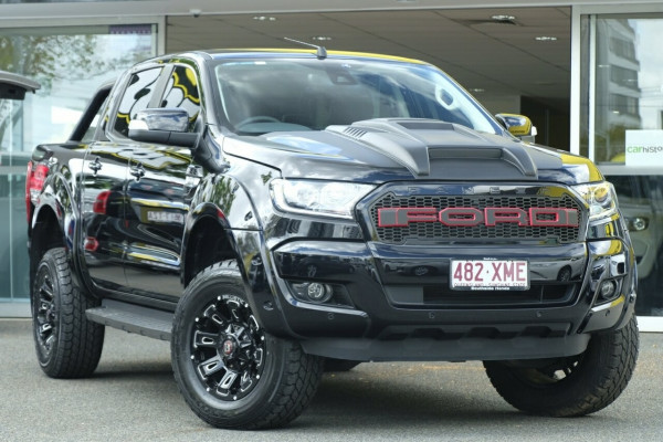 Ford Ranger FX4 Double Cab PX MkII