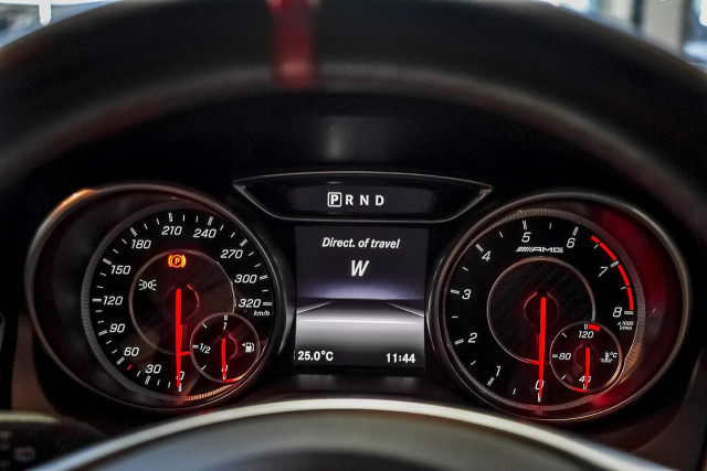 2016 Mercedes-Benz Cla-class X117 CLA45 AMG Wagon Image 12