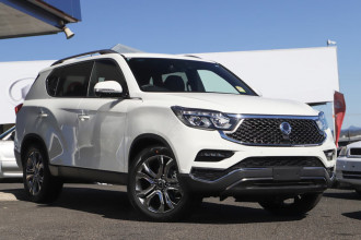 SsangYong Rexton Ultimate Y450