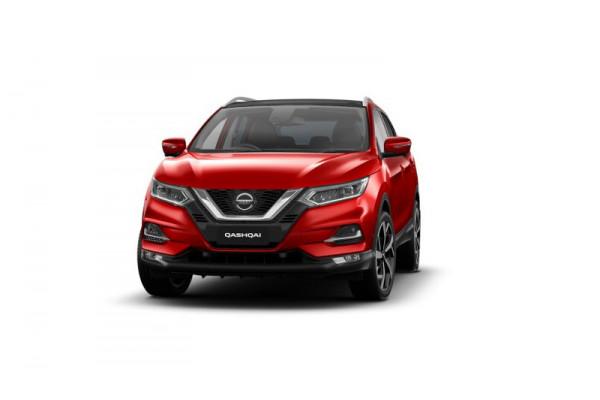2020 MY0  Nissan QASHQAI J11 Series 3 Ti Suv Image 3