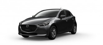 2021 MY20 Mazda 2 DJ Series G15 Pure Hatchback image 2