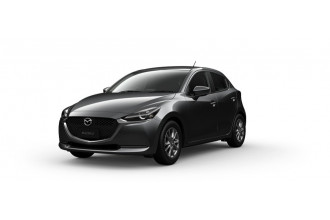 2021 MY20 Mazda 2 DJ Series G15 Pure Hatchback Image 2