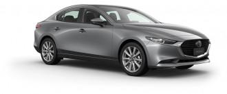 2021 Mazda 3 BP G20 Evolve Sedan Sedan image 7