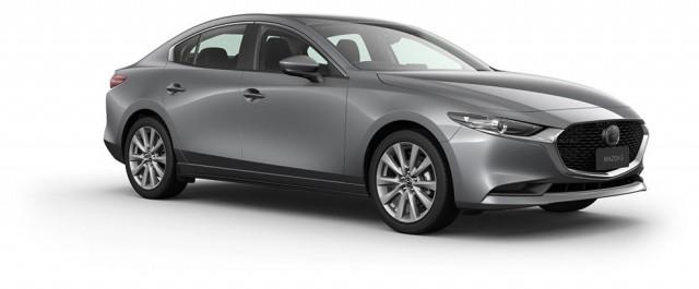 2021 Mazda 3 BP G20 Evolve Sedan Sedan Mobile Image 7