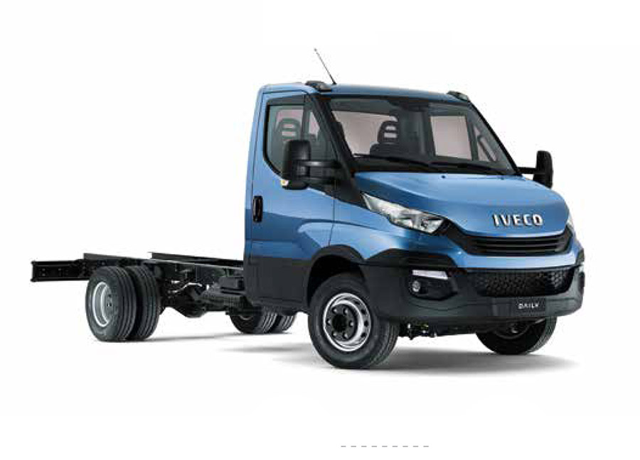 Daily 70C Single Cab Chassis
