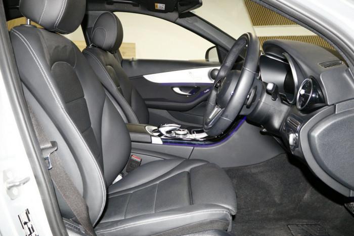 2020 MY50 Mercedes-Benz C-class W205 800+050MY C200 Sedan Image 16