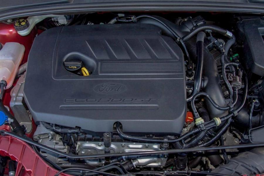 2016 Ford Focus LZ Trend Hatchback Image 20