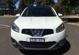 2011 Nissan DUALIS J10 SERIES II +2 TI (4X4) Wagon