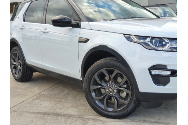 2016 MY17 Land Rover Discovery Sport L550 17MY TD4 150 Suv Image 2