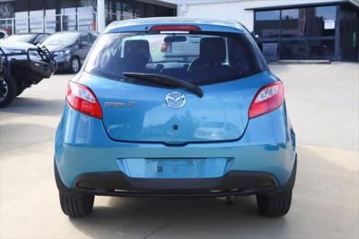2012 Mazda 2 DE Series 2 MY13 Neo Hatchback Image 3