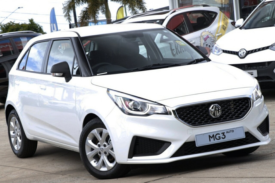 2018 MG MG3 -- Core Hatchback