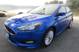 2018 Ford Focus LZ Sport Hatchback image 3