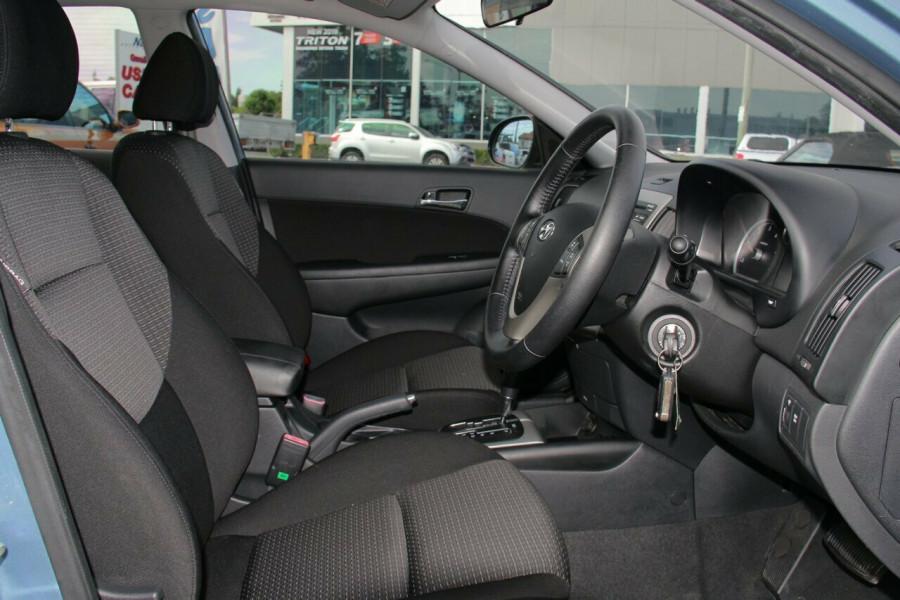 2009 Hyundai i30 FD MY09 SLX Hatchback