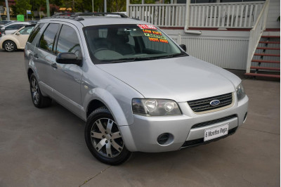 2008 Ford Territory SY SR Wagon Image 2