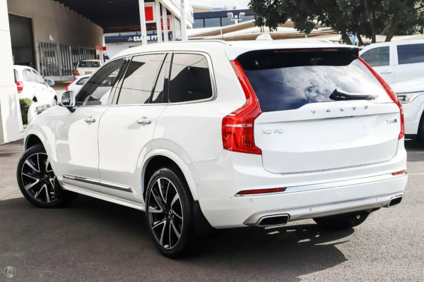 2021 Volvo XC90 L Series MY21 T6 Geartronic AWD Inscription Suv Image 4