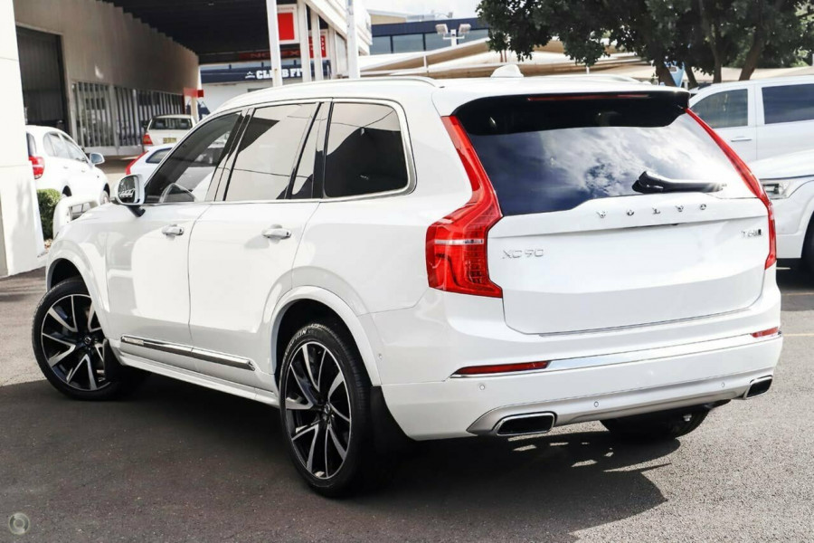 2021 Volvo XC90 L Series MY21 T6 Geartronic AWD Inscription Suv