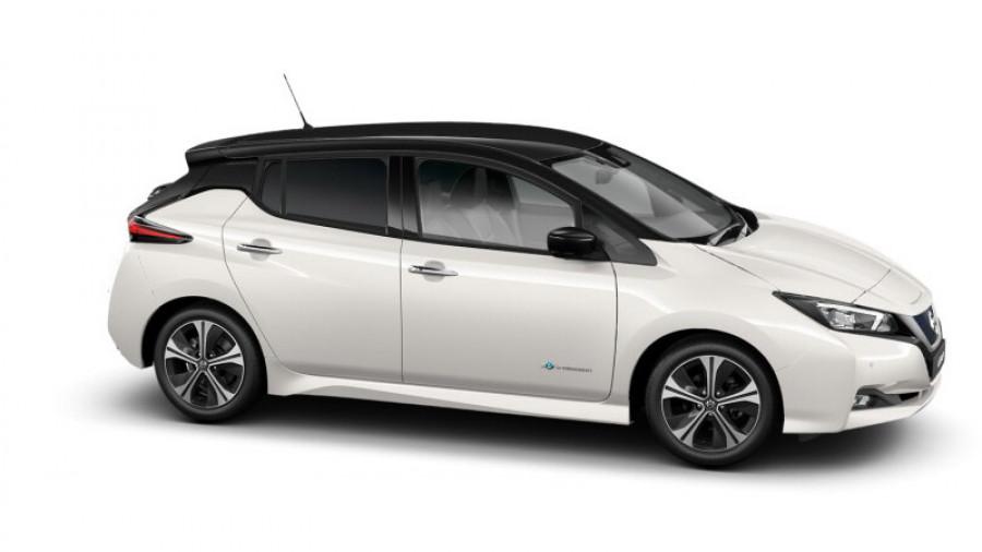 2020 Nissan LEAF ZE1 LEAF Hatchback Image 11