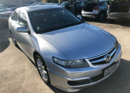 Honda Accord Euro Luxury MY06 Upgrade