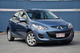 Mazda 2 Maxx DE Series 2 MY13