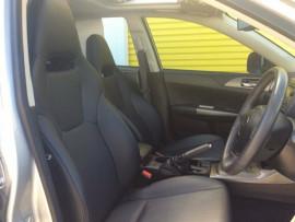 2011 Subaru Impreza G3 MY11 R AWD Sedan