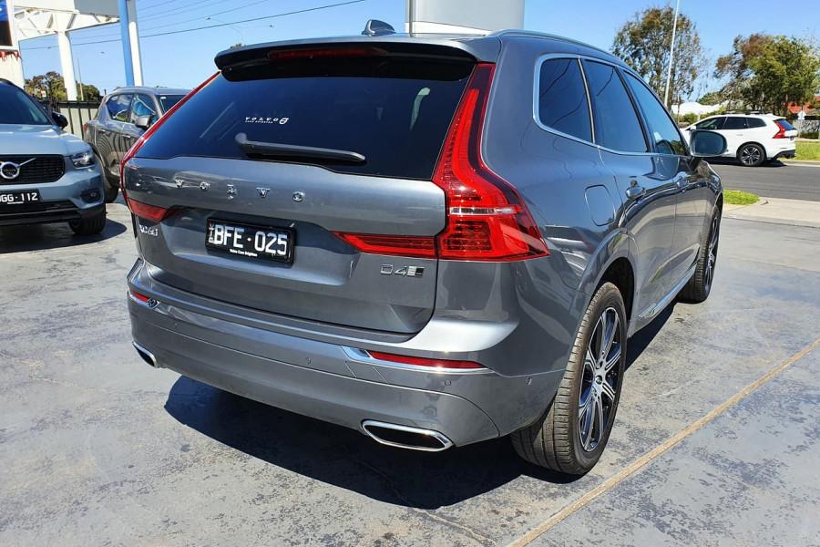 2019 Volvo XC60 D4 Inscription