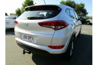 2017 MY18 Hyundai Tucson TL2 MY18 Active 2WD Suv Image 4