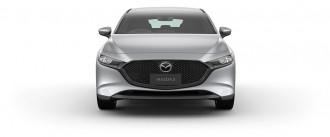 2021 Mazda 3 BP G25 Evolve Hatchback image 4