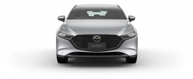2021 Mazda 3 BP G25 Evolve Hatchback Mobile Image 4
