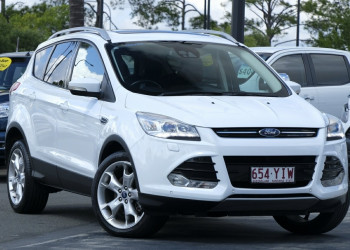 Ford Kuga Titanium AWD TF