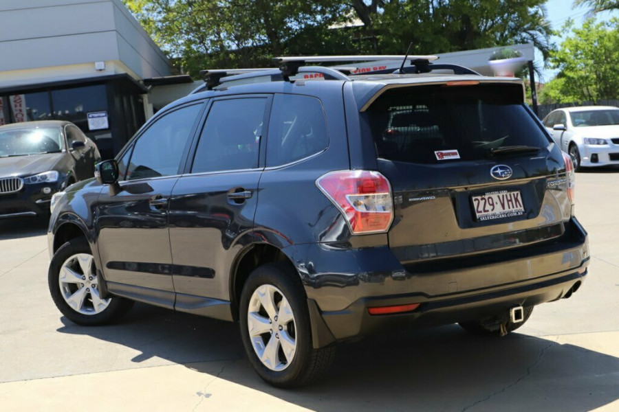 2014 Subaru Forester S4 MY14 2.5i-L Lineartronic AWD Suv