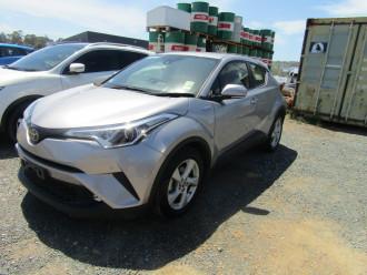 2018 Toyota C-hr NGX10R NGX10R Suv