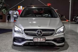 2016 Mercedes-Benz Cla-class X117 CLA45 AMG Wagon Image 4