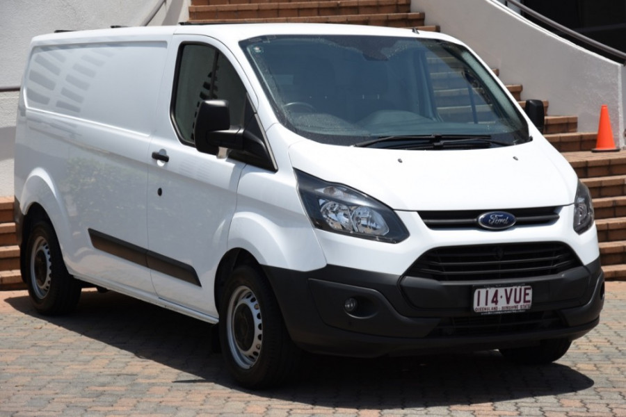 2015 Ford Transit Custom VN 330L Van