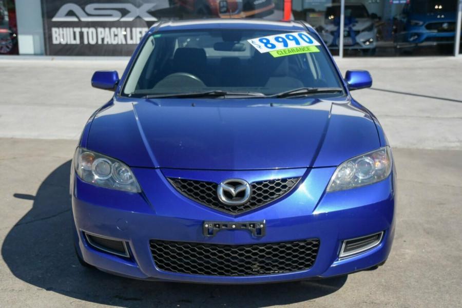 2009 MY08 Mazda 3 BK10F2 MY08 Neo Sport Sedan Image 8