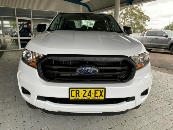 2018 Ford Ranger XL - Hi-Rider Double cab pick up